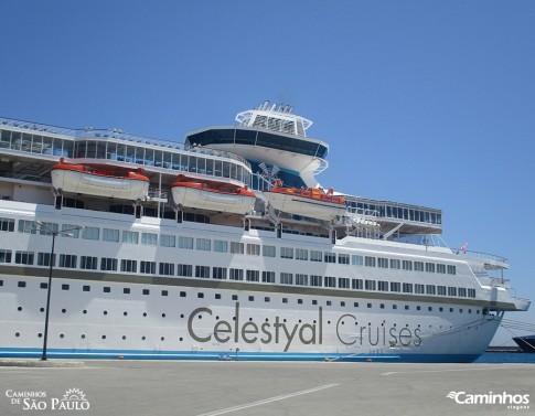 Porto de Rhodes, Grécia