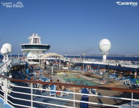 Celestyal Olympia, Mar Egeu