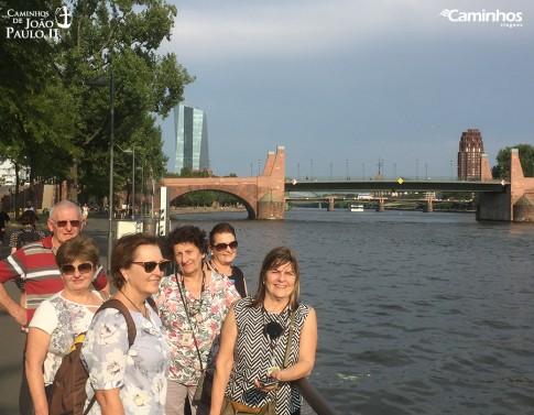 Rio Meno, Frankfurt, Alemanha