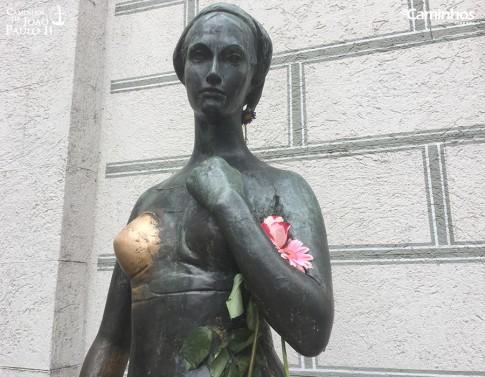 Estátua de Julieta, Munique, Alemanha