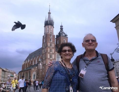 Igreja de Santa Maria, Cracóvia, Polônia