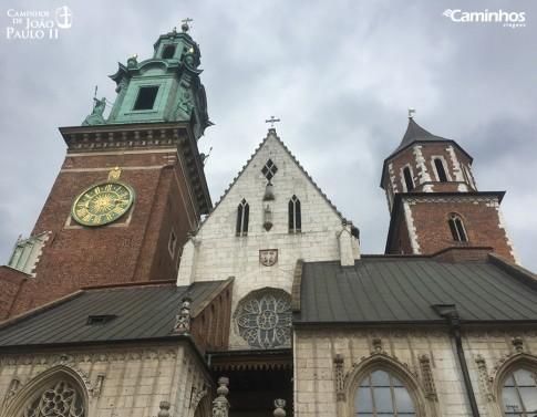 Castelo de Wawel, Cracóvia, Polônia