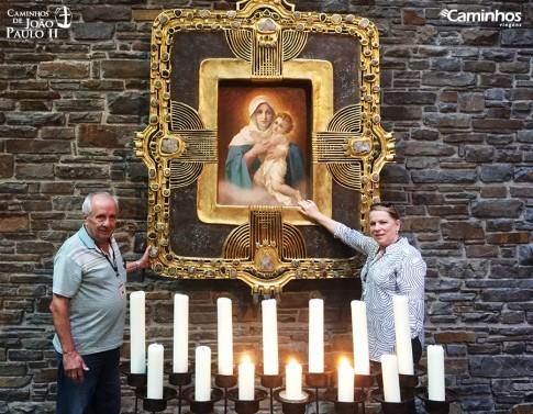 Mãe, Rainha e Vencedora 3x Admirável, Santuário de Schoenstatt, Vallendar, Alemanha