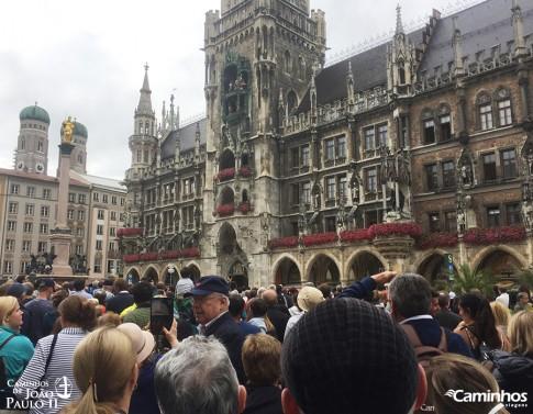 Prefeitura de Munique, Alemanha