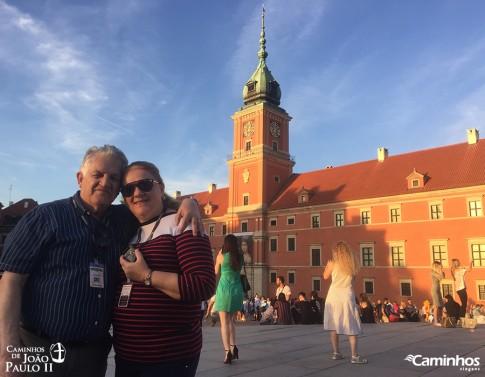 Castelo Real de Varsóvia, Polônia