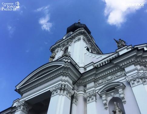 Basílica da Apresentação da Virgem Maria, Wadowice, Polônia