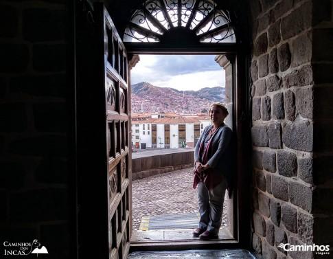 Convento de São Domingo, Cusco, Peru