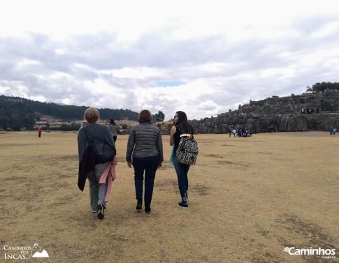 Sacsayhuaman, Cusco, Peru