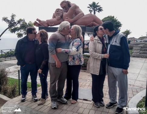 Praça do Amor, Lima, Peru