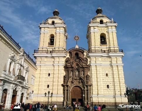 Convento de São Francisco, Lima, Peru