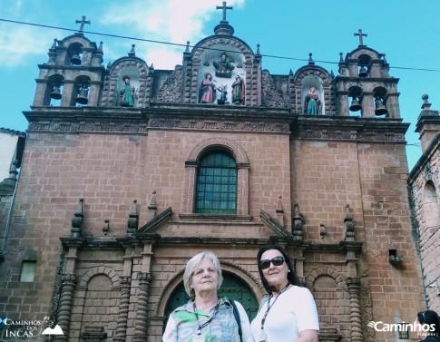 Templo da Sagrada Família, Cusco, Peru