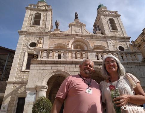 Igreja das Bodas de Caná, Israel