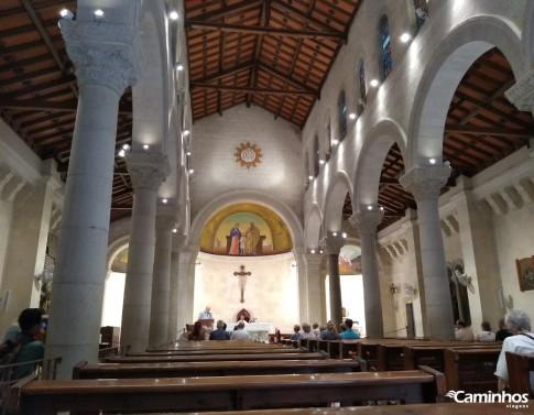 Igreja de São José, Nazaré, Israel