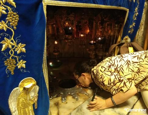 Gruta da Natividade, Belém, Cisjordânia