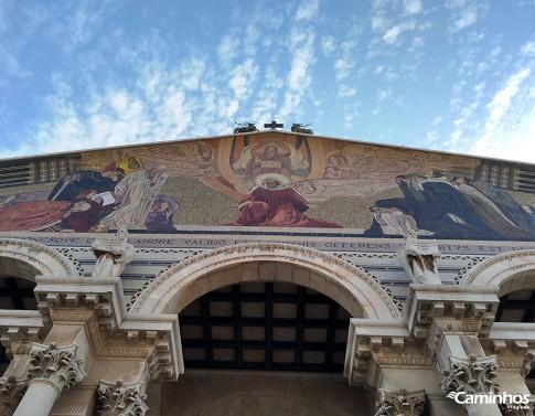 Igreja da Agonia de Jesus, Jerusalém, Israel