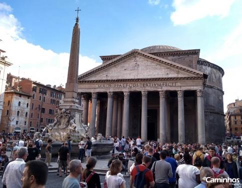 Panteão de Roma, Itália
