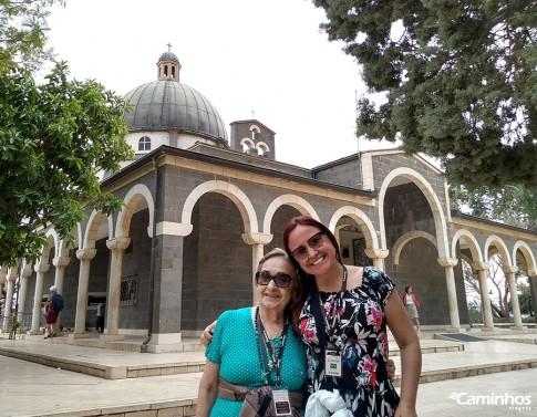 Igreja das Bem-Aventuranças, Israel