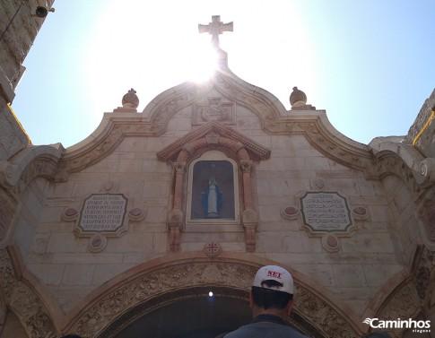 Igreja da Gruta do Leite de Maria, Belém, Cisjordânia