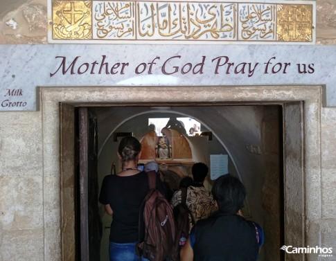 Gruta do Leite de Maria, Belém, Cisjordânia
