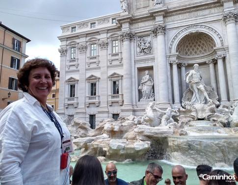 Fontana di Trevi, Roma, Itália