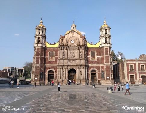 Templo Expiatório a Cristo Rei, Santuário de Guadalupe, Cidade do México