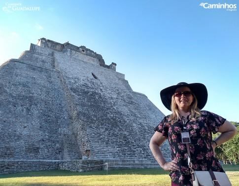 Pirâmide do Adivinho, Uxmal, México