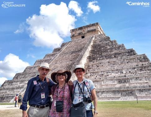 Pirâmide de Kukulkán, Chichén-Itzá, México