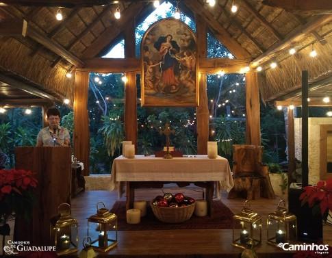 Santuário da Nossa Senhora Desatadora dos Nós, Cancún, México