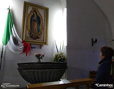Igreja de São Tiago, Praça das Três Culturas, Cidade do México