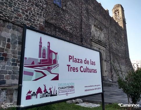 Praça das Três Culturas, Cidade do México
