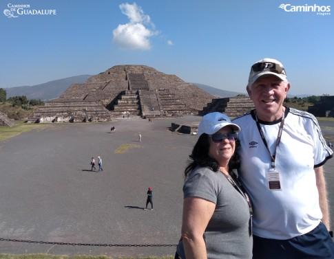 Pirâmide da Lua, Teotihuacán, México