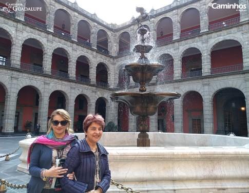 Palácio Nacional, Cidade do México