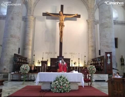 Catedral de Santo Ildefonso, Mérida, México