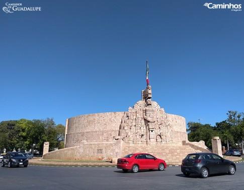Monumento à Pátria, Mérida, México