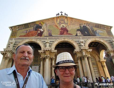 Basílica da Agonia, Jerusalém, Israel