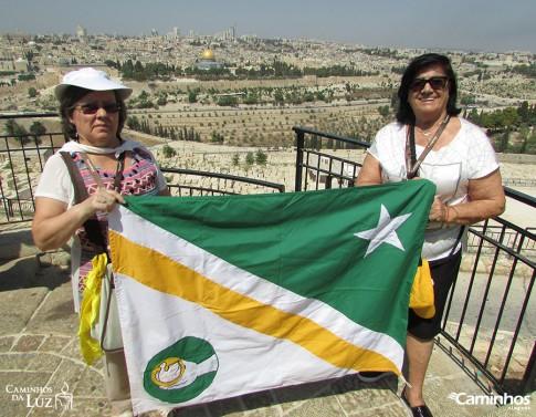 Monte das Oliveiras, Jerusalém, Israel