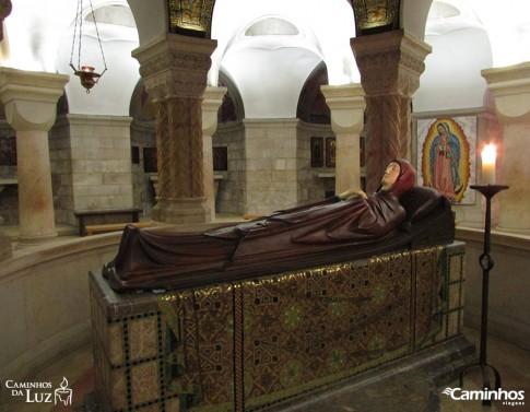 Basílica da Dormição de Maria, Jerusalém, Israel