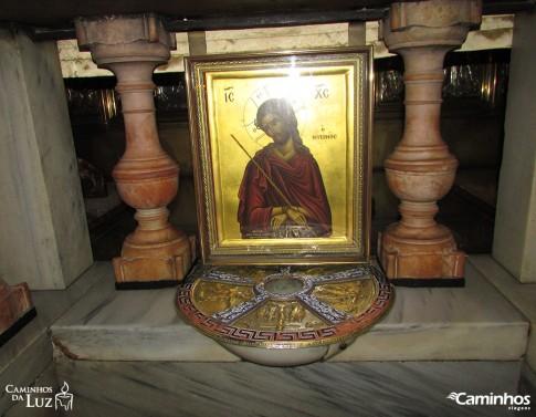 Monte Calvário, Basílica do Santo Sepulcro, Jerusalém, Israel