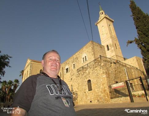 Igreja de São João Batista, Jerusalém, Israel