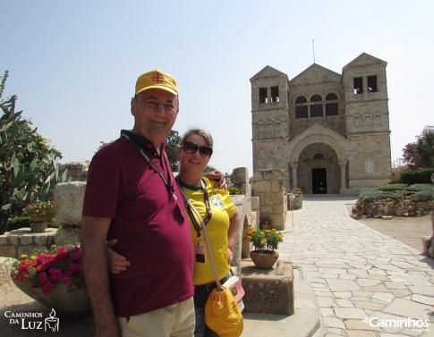 Basílica da Transfiguração, Monte Tabor, Israel