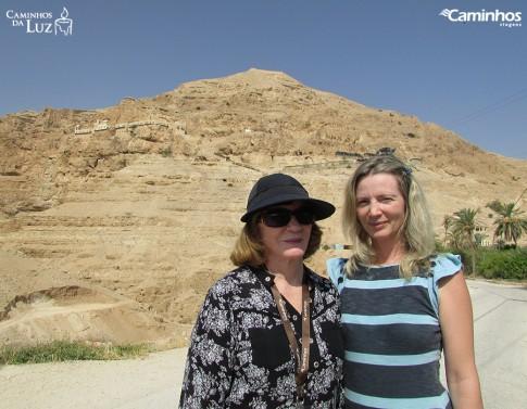 Monte das Tentações, Jericó, Cisjordânia