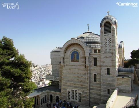 Igreja de Gallicantu, Jerusalém, Israel