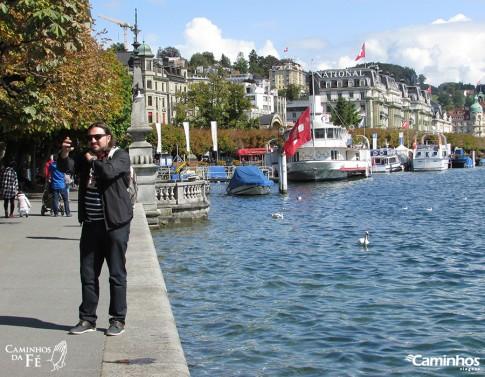 Lago Léman, Montreux, Suíça