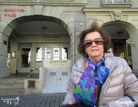 Casa do físico Albert Einstein, Berna, Suíça