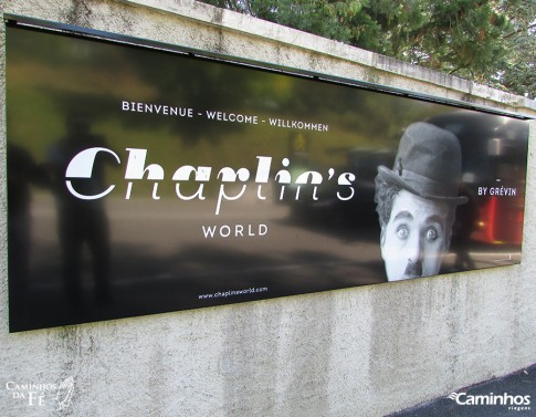 Museu do Charles Chaplin, Corsier-Sur-Vevey, Suíça