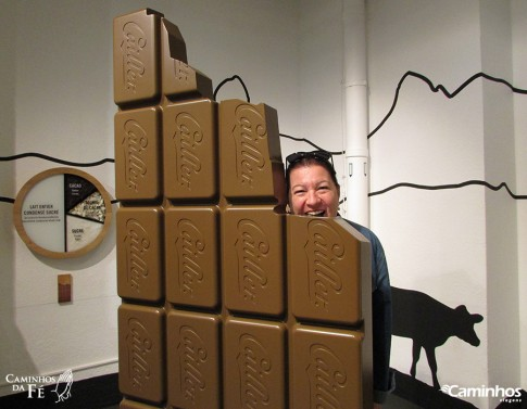 Fábrica de chocolates Carlier, Broc, Suíça