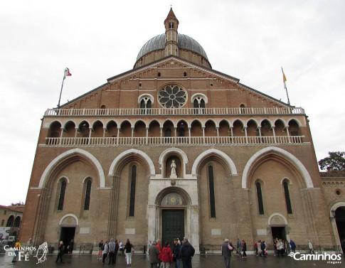 Basílica de Santo Antônio, Pádua, Itália