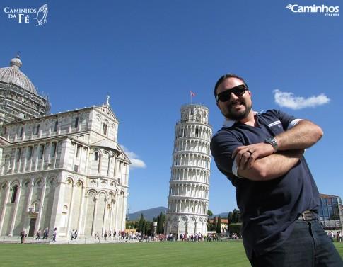Catedral, Batistério e Torre de Pisa, Itália
