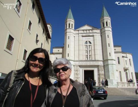 Basílica de Santa Rita, Cássia, Itália