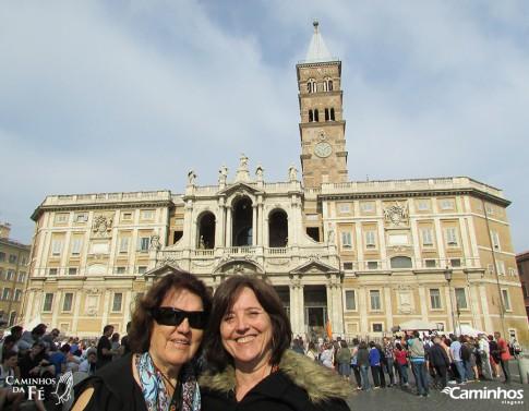 Basílica de Santa Maria Maior, Roma, Itália